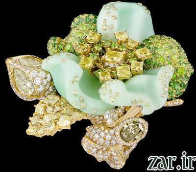 مدل طلا، مدل جواهر، مدل طلا و جواهر