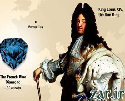 الماس امید، بزرگترین الماس آبی رنگ در جهان