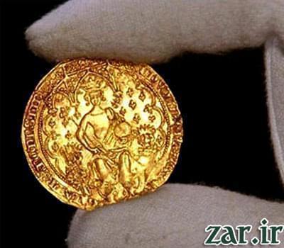 سکه دبل فلورین,sekeh,سکه طلا