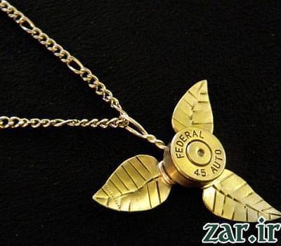 مدل طلا و جواهرات صلح و دوستی