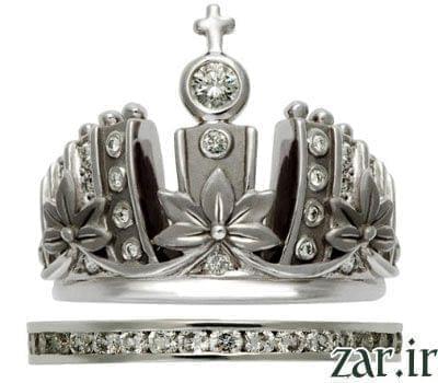 حلقه ازدواج شاهزاده روسیه