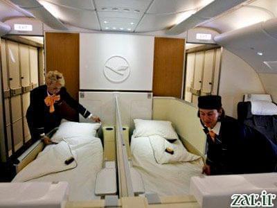 بزرگترين هواپيماي مسافربري جهان