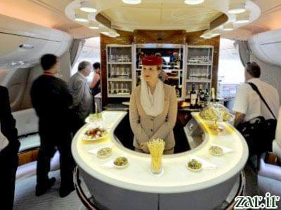 بزرگترین هواپیمای مسافربری جهان