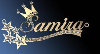 Meaning of Samira: Samira is a feminine variant of the Arabic name ...