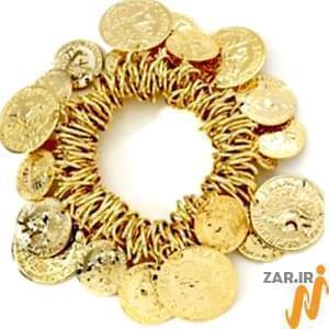 قیمت دستبند ربع سکه