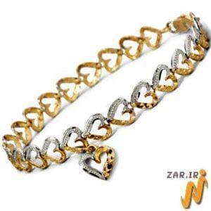 مدلهای دستبند طلا با قیمت