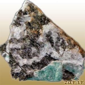 Amazonite(آمازونیت)