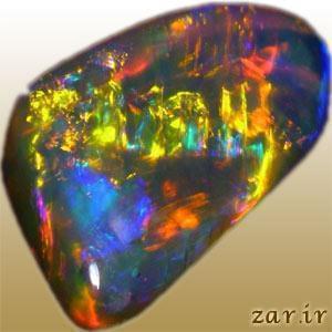 Andamooka Opal (اپال آنداموکایی)