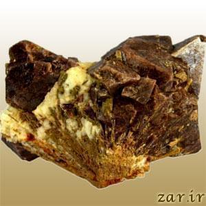 Zircon (زیرکن)