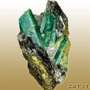 Ferrer's Emerald (زمرد فرر)