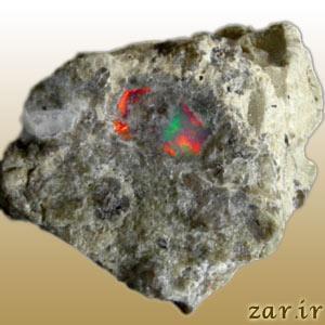 Common  Opal (اپال معمولی)