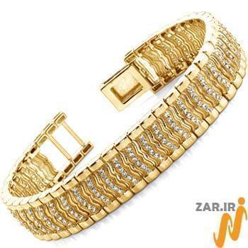 مدل دستبند طلا با قیمت روز