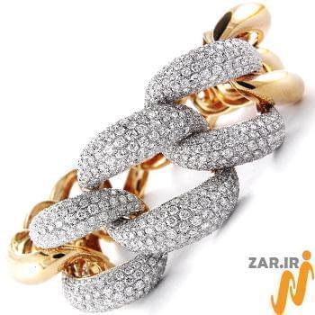 دستبند طلا زنانه با قیمت