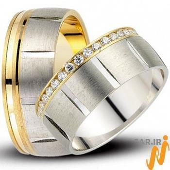 حلقه ست,حلقه ازدواج,قیمت حلقه